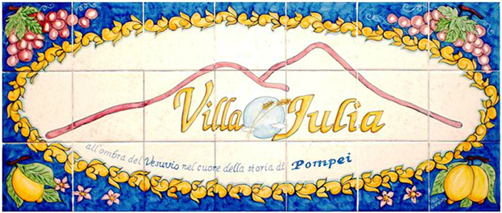 Pompei Bed and Breakfast Villa Julia